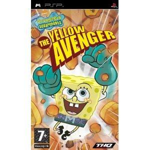 SpongeBob : The Yellow Avenger - Essentials (PSP)