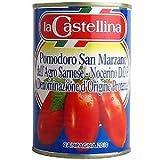 ラ・カステッリーナ DOPサンマルツァーノ ホールトマト缶 400g