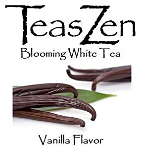 Blooming White Tea with Vanilla Flavor (Gift Bag) from TeasZen