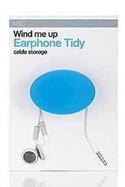 Wind Me Up Earphone Tidy [T40-1239G-S]