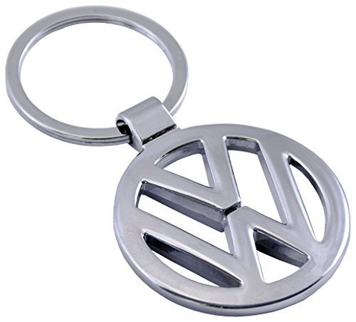 volkswagen-chrome-polished-keyring
