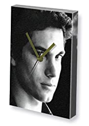 ADAM GARCIA - Canvas Clock (LARGE A3 - Signed by the Artist) #js003