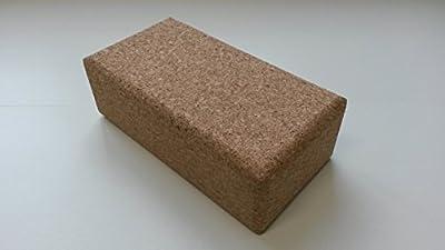 Yoga Block aus Kork, 227x120x75 mm, super Qualität