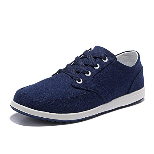 Chaussures de toile d'été/ chaussures de lin /Chaussures de sport/Chaussures de sport pour hommes/ Respirant plat chiffon