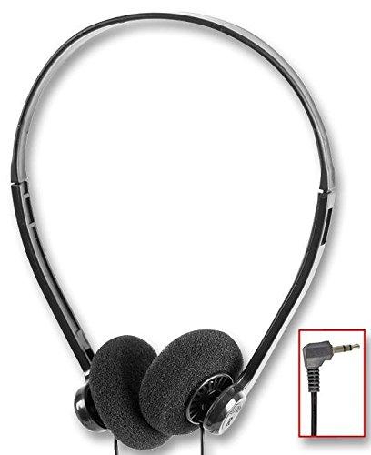 PC-Stereo-Kopfhörer für Skype Computer / Auf-Ear-Design / 1.8m Kabel / iCHOOSE