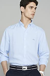 Long Sleeve Button Down Linen Woven Shirt