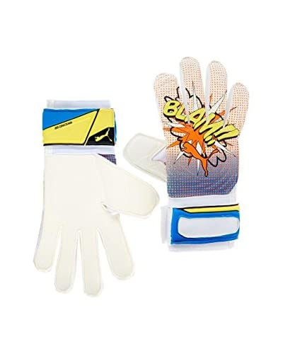 Puma Guantes Portero Evopower Grip 2 Rc White-Orange Clown Fi