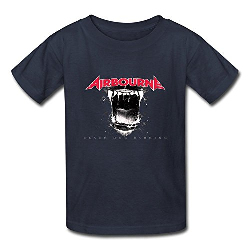 Goldfish Youth Retro Brand Airbourne T-Shirt Large