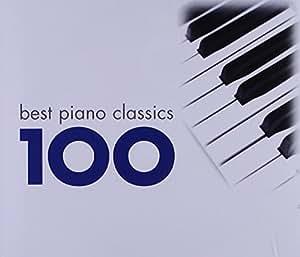 100 Best Piano Classics (Coffret 6 CD)