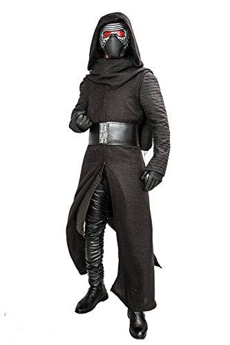 Kylo Ren Robe & Under Tunic & Gloves