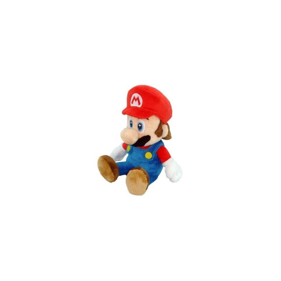 Nintendo Super Mario Bros. Mario Plush