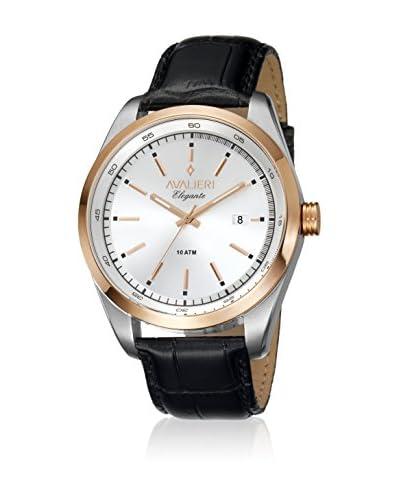 Avalieri Reloj de cuarzo  Plateado / Rosado 44 mm