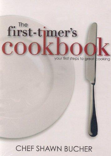 First Timer's Cookbook DVD & Book Combo PDF