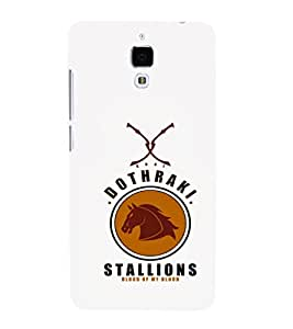 EPICCASE Dothraki stallions Mobile Back Case Cover For Xiaomi Mi4 (Designer Case)