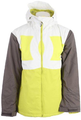 B00BV2276Q DC Billboard Snowboard Jacket Sulphur Spring Mens Sz XL