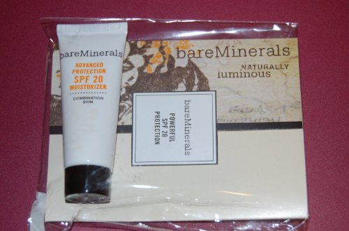 Bare Minerals Naturally Luminous Powerful SPF 20 Protection Combination Skin