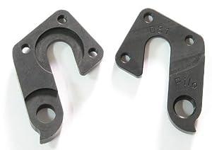 Buy Pilo D81 Black Derailleur Hanger - Fits: Intense Uzzi Tazer SLX by Pilo