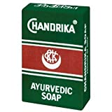 Herbal - Vedic, Chandrika, Ayurvedic Soap Bar, 2.64 oz (75 g)