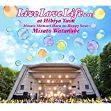 Live Love Life 2013 at 日比谷野音~美里祭り 春のハッピーアワー~(初回生産限定盤)(DVD付)