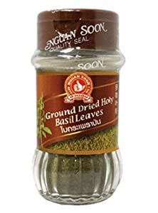 Nguansoon Ground Dried Holy Basil Leaves 40g