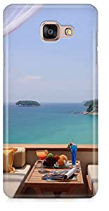 Samsung Galaxy A5 2016 Back Cover by Vcrome,Premium Quality Designer Printed Lightweight Slim Fit Matte Finish Hard Case Back Cover for Samsung Galaxy A5 2016