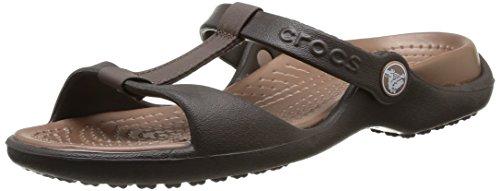 crocs Cleo III 11216, Damen Slipper