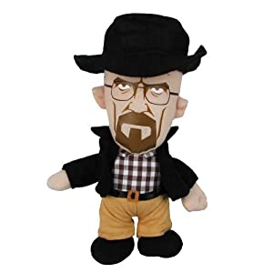 "Mezco Toyz Breaking Bad Heisenberg 8"" Plush"