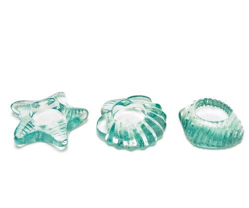 Weddingstar Sea Animal Glass Candle Holders