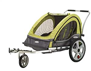 InStep Sierra Double Bicycle Trailer