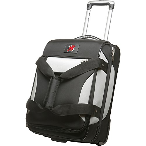 nhl-new-jersey-devils-drop-bottom-rolling-carry-on-travel-bag
