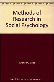 'the methods available to social psychology Research methods in social psychology by rajiv jhangiani permissions beyond the scope of this license may be available in our licensing agreement.