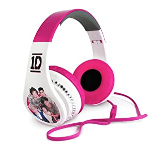 1D 1 Direction Headphones