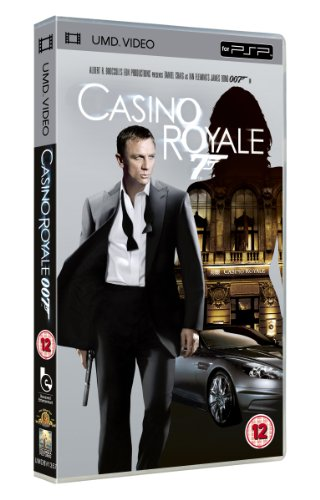 James bond casino royale theam toon las vegas casino mini cam