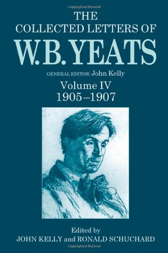 collected letters of w b yeats essay