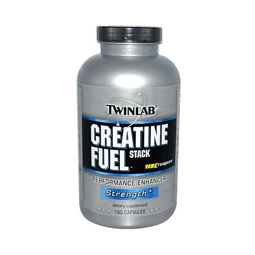 Twinlab Creatine Fuel Capsules Pack Of 60