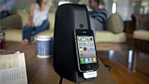 Audyssey Audio Dock Speaker System for iPod and iPhone