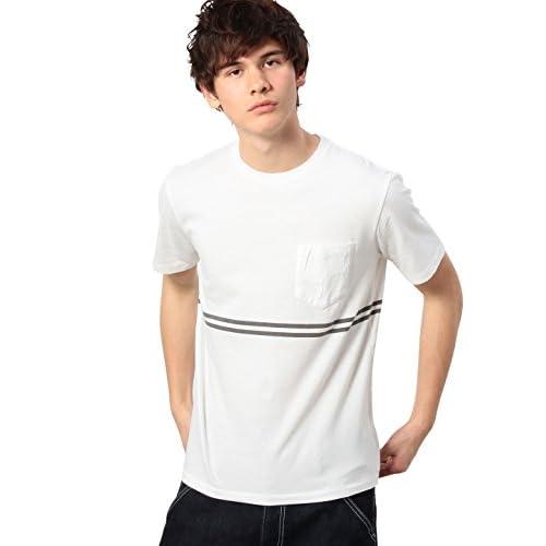 (コーエン) COEN ラインポケットTシャツ 75256205076 01 White S