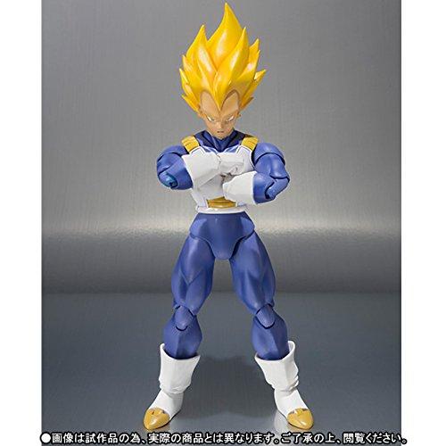 スーパーサイヤ人ベジータ -Premium Color Edition- ドラゴンボール超 S.H.Figuarts  全高約150mm【魂ウェブ商店限定品】