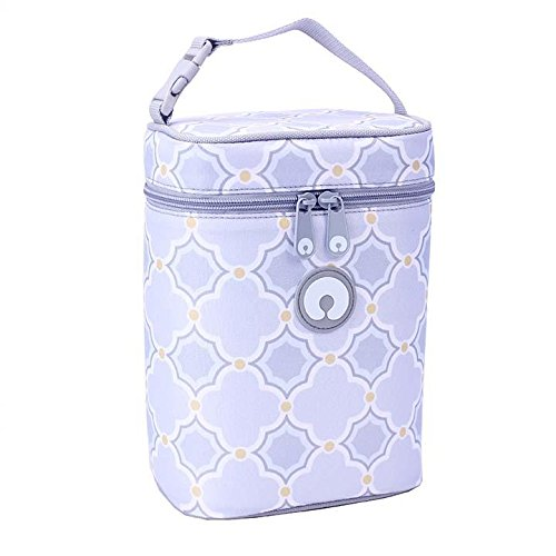 Boppy Bottle Bag, Somerset, Blue/Grey
