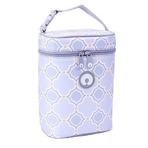Boppy Bottle Bag, Somerset, Blue/Grey
