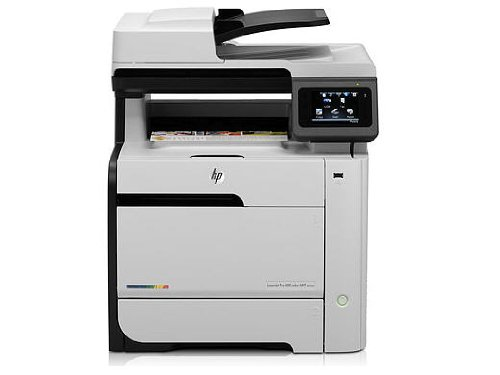 HP Laserjet Pro 400 Color MFP M475DW Wireless