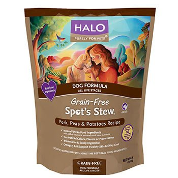Halo Grain Free Dog Food Coupons