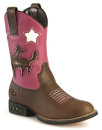 Pink Cowboy Boots Toddler