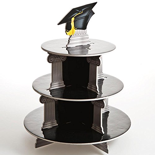Fun Express Graduation Cupcake Holder
