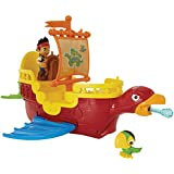 Fisher-Price Disney Jake and The Never Land Pirates Skully's Soaring Ship