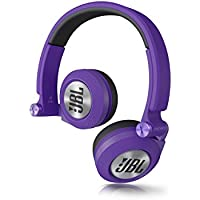 JBL Synchros E30PUR On-Ear 3.5mm Wired Professional Headphones (Multiple Colors) - Recertified