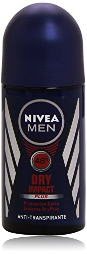 Nivea Deodorante, Men Dry Impact Deo Roll-On, 50 ml