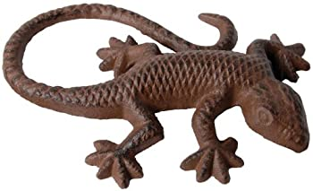 Decorative Cast Iron Lizard by Vectis