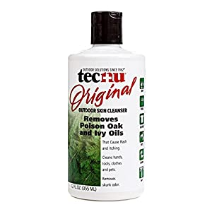 Tec Labs Tecnu Outdoor Skin Cleanser  12-Ounce