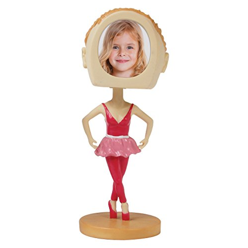 Ballerina Photo Bobble Head
